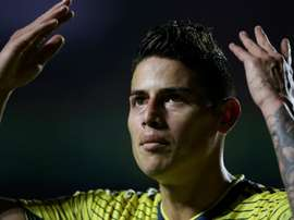 James has warned Colombia still have work to do. GOAL