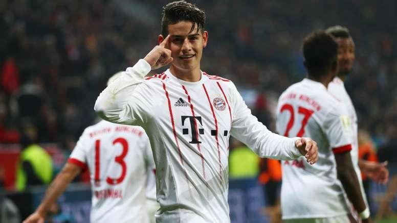 Le Bayern est le leader incontesté au classement de Bundesliga. Goal