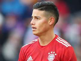 James suffered an injury on Sunday. GOAL