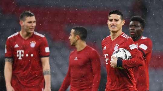 Une enveloppe de 200 millions d'euros pour le Bayern. Goal