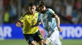 Argentina e Colômbia, o jogo imperdível desta primeira rodada de Copa América. Goal