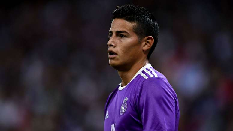 James Rodriguez is a target for Juventus. Goal