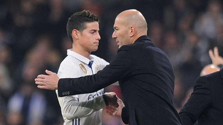 Zidane ne changera pas ses plans. Goal