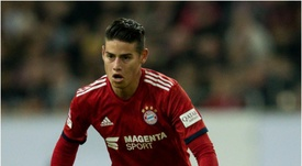 Rodriguez has fallen out of favour at the Allianz Arena. GOAL