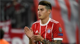 James had been rumoured to want to return to Madrid early. GOAL