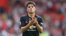 James backed to continue Utd form. GOAL