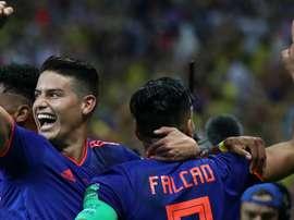 Ospina praised Falcao. GOAL