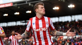 McClean has been punished by Stoke City after a controversial Instagram post. GOAL