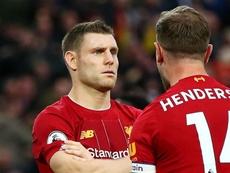 Milner lands new Liverpool deal. GOAL