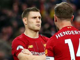 Milner lands new Liverpool deal. GOAL
