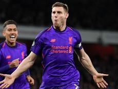 Concerned? LFC are happy – Milner