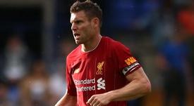 Milner's Liverpool future uncertain