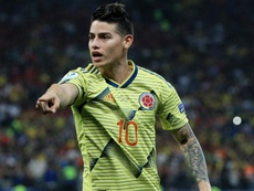 James Rodriguez waiting on Real Madrid decision. GOAL