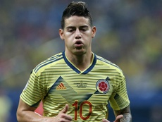 James Rodriguez may stay in Madrid after all. GOAL