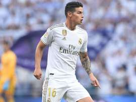 James discusses Bernabeu return