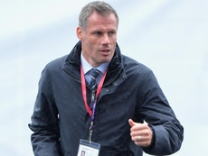 Carragher fulmine. Goal