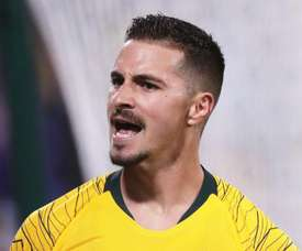 Maclaren proud of delivering on self-belief with Socceroos hat-trick. GOAL