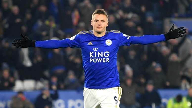 Talking Point: Can Jamie Vardy break his own consecutive Premier ...
