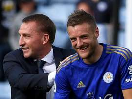 Jamie Vardy impressive 2019 continued with two more goals. GOAL
