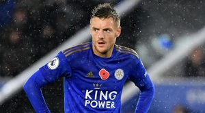 Vardy injury relief for Rodgers