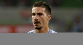 Jamie MacLaren netted for Melbourne City in 2-0 victory. GOAL