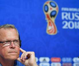 Andersson reconheceu a superioridade inglesa. Goal