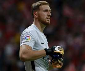 Oblak will not play in Slovenia's friendly with Belarus on Tuesday. GOAL