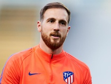Oblak has picked up a thigh injury and will miss the last game. GOAL