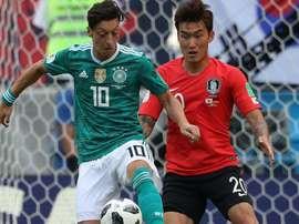 Victoire de la Corée du Sud 2-0. Goal