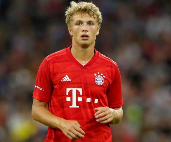 Fiete Arp injured again two days after returning to Bayern Munich training, GOAL