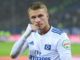 The 19 year-old will join Bayern Munich in 2020. GOAL
