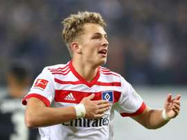 Arp is considered to be one of the brightest talents in German football. GOAL