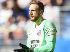 Oblak is said to be unhappy over broken promises at Atletico Madrid. GOAL
