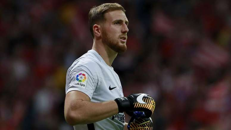 Oblak: No contract talks with Atletico