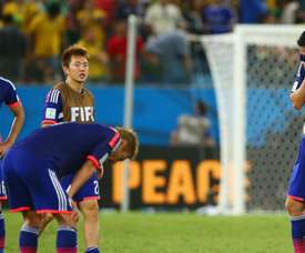 Japan are out for revenge in Russia. GOAL