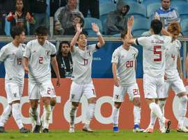 Japan have called up a very youthful squad for the Copa América. GOAL