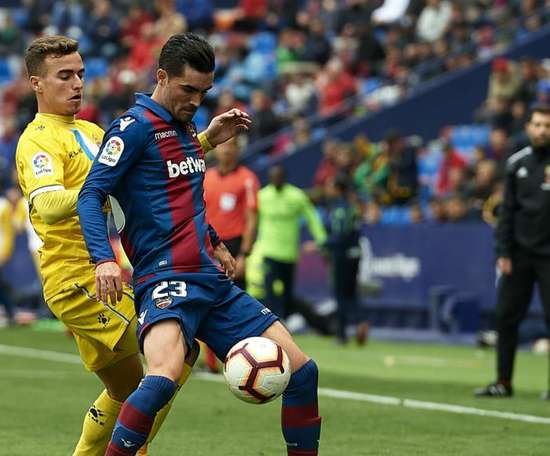 Jason has signed for Valencia from Levante. GOAL