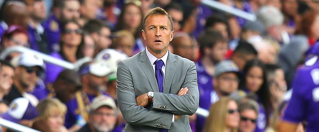 Orlando City claimed their sixth straight win in MLS. GOAL