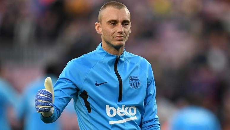 Valencia contrata reserva do Barça por 35 mi de euros. Goal