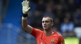 Cillessen has joined Valencia from Barcelona. GOAL