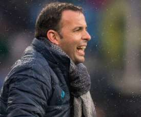 Javi Calleja has been sacked by Villarreal. GOAL
