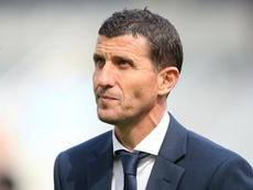 Javi Gracia's job is under threat after picking up just one point from 12 this season. GOAL