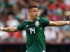 Lazaridis urged West Ham to stick with Hernandez. GOAL