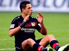 Chicharito is not leaving Leverkusen, the player's agent says. Goal