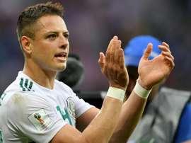 Hernandez believes in his team-mates. GOAL