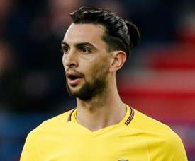 Pastore is closing in on a move to Roma. GOAL