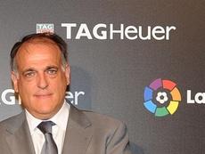 Tebas poursuit sa guerre contre le PSG. Goal