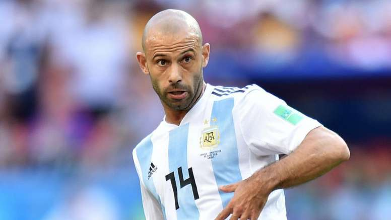 Mascherano returns to Argentinian club football after 14 years away.