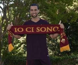 Javier Pastore undertook a medical with Roma. GOAL