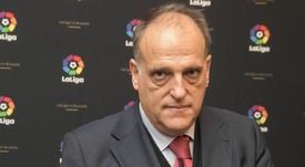 LaLiga dismisses Tebas-PL links